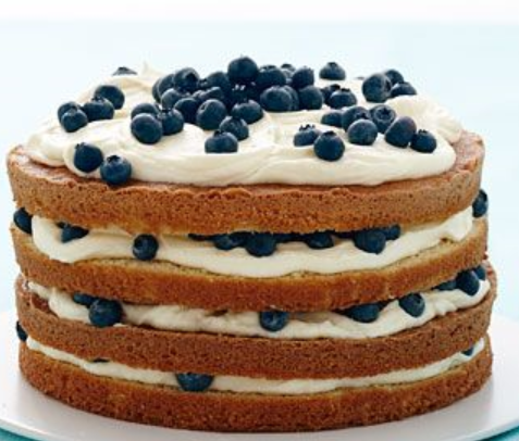 blueberry-zucchini-cake-recipe-with-orange-buttercream