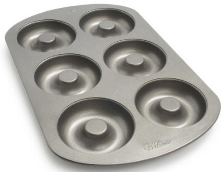 Cake Donut Baking Pans and Molds
