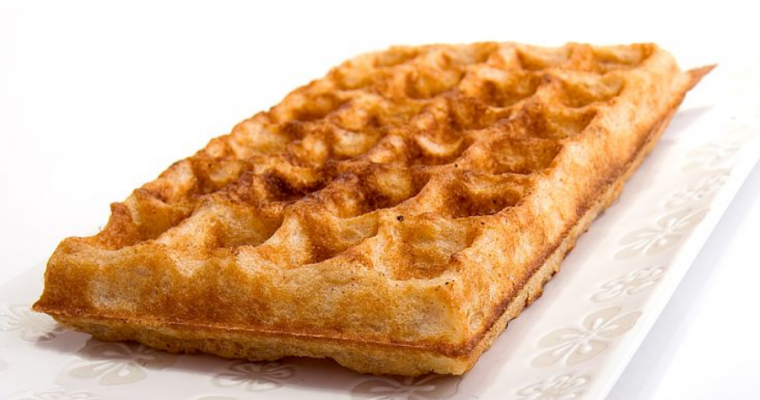 Whole Wheat Belgium Waffle Recipe