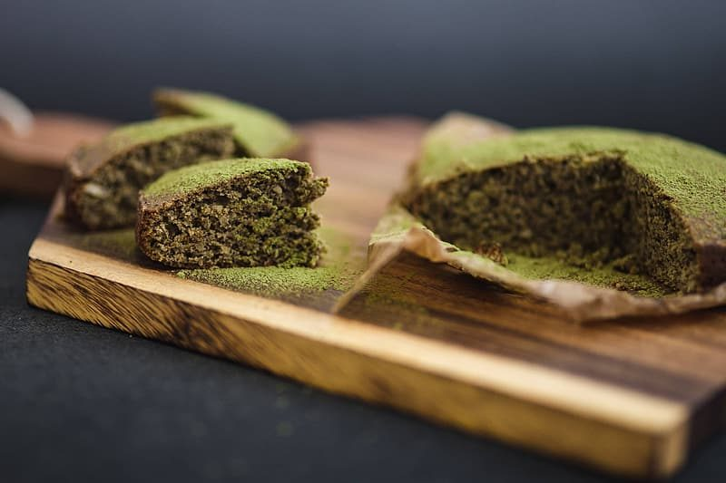 Easy Matcha Cake Recipe