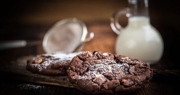 Triple Chocolate Cookie Recipe Without Baking Powder