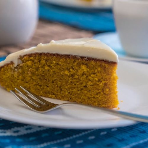 dairy and egg free carrot cake gluten free